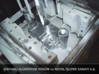 Alüminyum Kokil Döküm