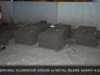 Alüminyum Kum Döküm